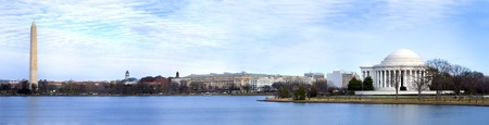 Beautiful Panoramic of Washingotn DC