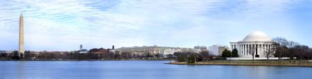 Beautiful Panoramic of Washingotn DC