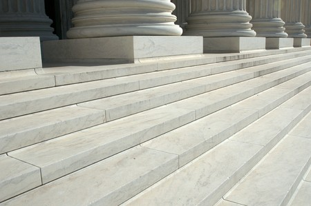 United States Supreme Court Steps photo