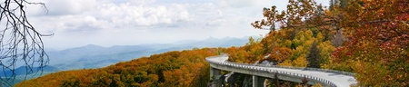 linn: Linn Cove Viaduct