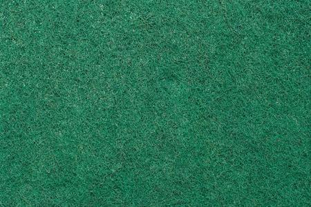 scrubbing: Green scrubbing sponge texture