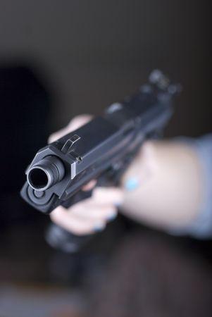 assassinate: iron Stock Photo