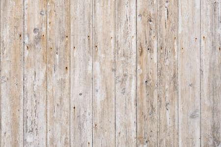 Vintage white rustic wood background texture. Standard-Bild
