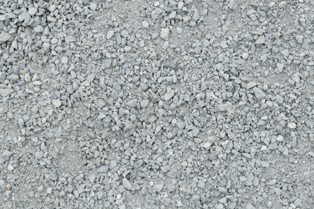 a pattern of dusty and dirty gray stones Imagens