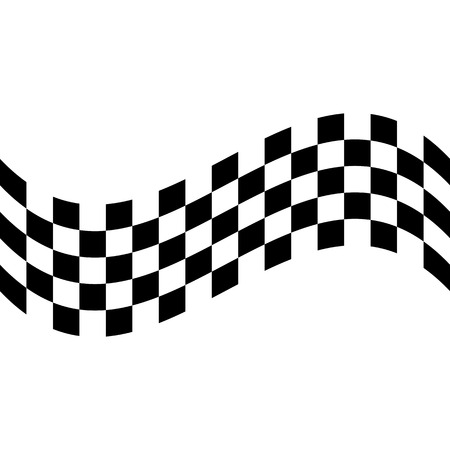 Modern Race Flag Background Template for automotive logo decal fast speed with high end look