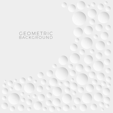Abstract Modern Geometric Simple Background For All business beauty company with luxury high end look Vektorové ilustrace