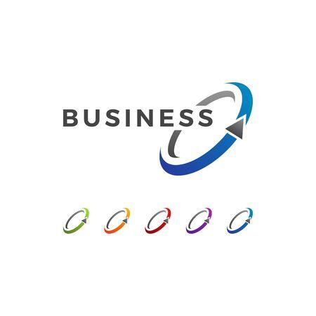 Modern Finance Business Logo Logo