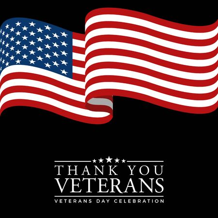 Modern Veterans Day Celebration Background Header Banner Blue and Red Color For Personal and all Business Company with High end Look
