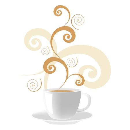 Coffee Illustration Illustration
