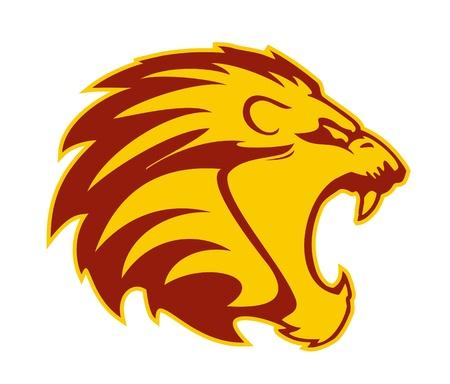 logotipo animal: Wildcat Mascota Vectores