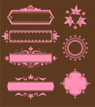 Vintage Scroll Stock Vector - 15852356