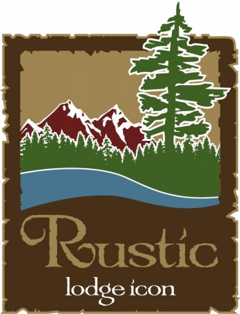 rainforest: Rustic Outoor Design