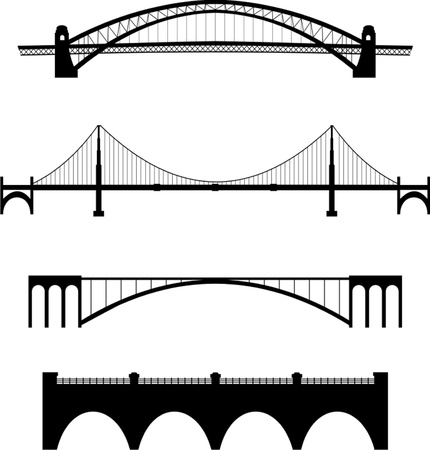 columns: A set of bridges