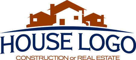 roofing: Construction  Real Estate Icon Illustration