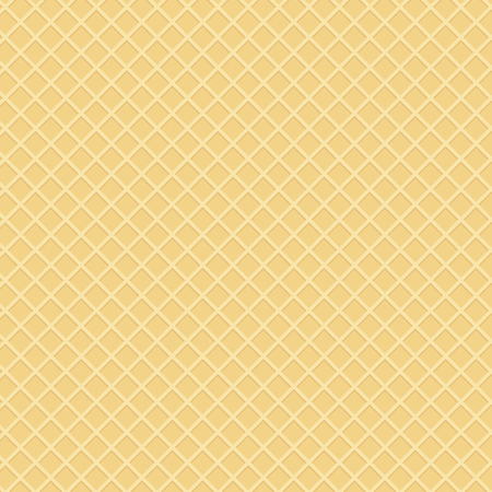 wafer: wafer background or waffle dessert template illustration