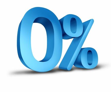 Nul procent rente voor de maanden van het jaar vertegenwoordigen hypotheek en bank beleningsrente en dividend betalingen in verband met de financiën en het bedrijfsleven. Stockfoto - 10104518