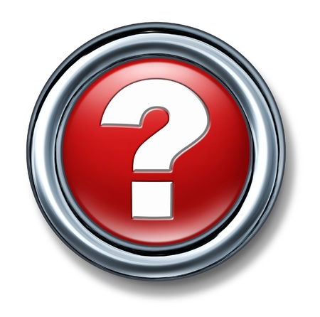 button web internet isolated question choose confusion select Stok Fotoğraf