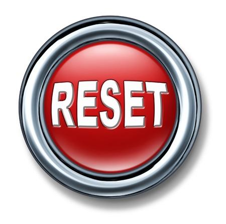 redo: button reset start over redo restart again renew new reboot isolated