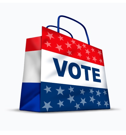 tainted: Buying votes