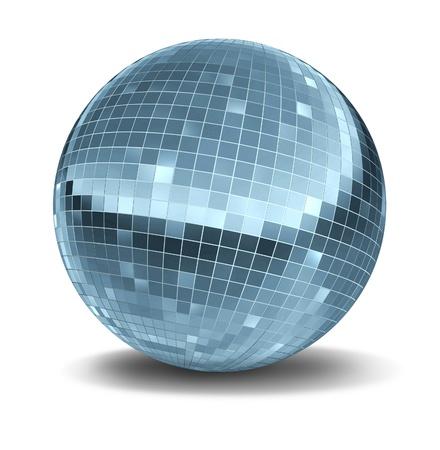 disco era: Disco ball