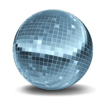 Disco ball Stock Photo - 12667158