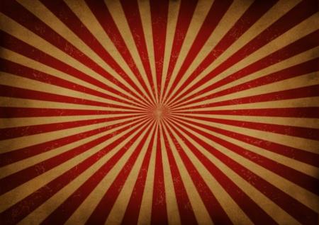 vintage background: Retro grunge radial star burst or sun beam antique background  Stock Photo