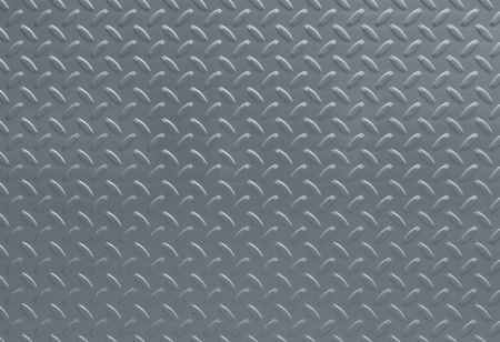 Diamond metal sheet steel texture background photo