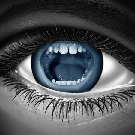 uczeń jako ludzki wrzask ustach jako metafora języka ciała i czytanie myśli i emocje najemni przez okna duszy