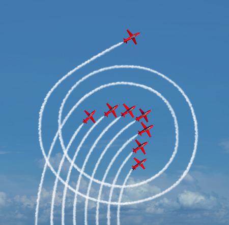 航空ショー: 市場のビジネス コンセプトをアウトパ フォームします。