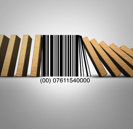 소매 업계 및 제품 도전의 판매 및 온라인 인터넷 쇼핑 3D 그림으로 인해 발생하는 제품의 전통적인 판매의 감소.