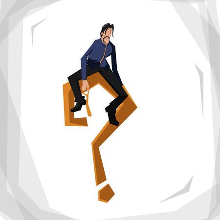 problem: worker problem Illustration