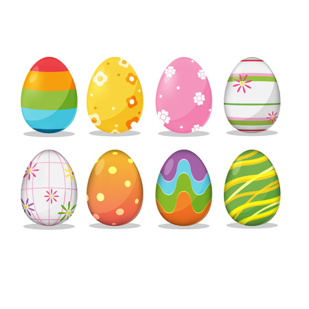 Easter Egg Festival Holiday Vactor