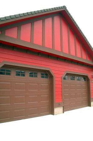 Two Car Garage photo