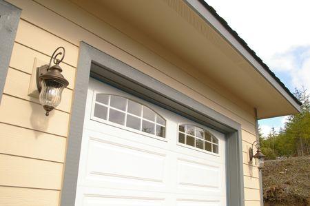 windows and doors: New Garage