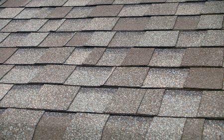 toiture maison: Composition du toit en bardeaux
