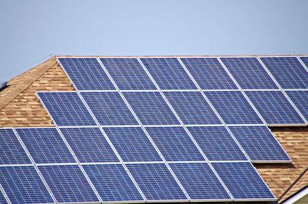 Solar Panels Stock Photo - 5503087