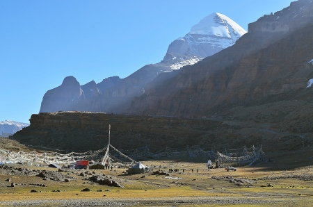 Tibet Mount Kailash photo