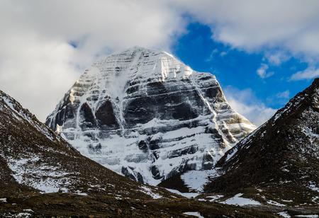Tibet. Mount Kailash. North face photo