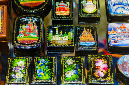 david brown: Russian souvenirs.