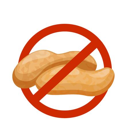 Contains No Nuts - Peanut Warning