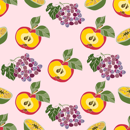 frutoso: Seamless padr