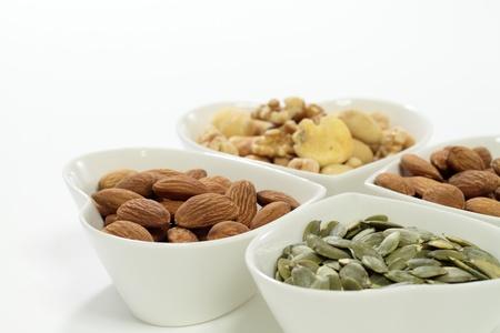 Almond   Mix nut    Pumpkin seed