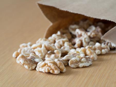 nourishing: Delicious,healthy,and nourishing nut_Walnut