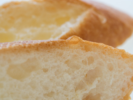 frans brood: Slice of delicious French bread