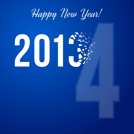 congratulatory: Congratulatory poster scatter year number
