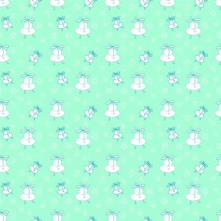Childrens seamless pattern from abstract cartoon style helicopters