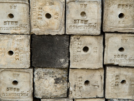 brick background Stock Photo