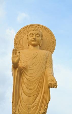 Buddha imagestand Stock Photo - 13282568