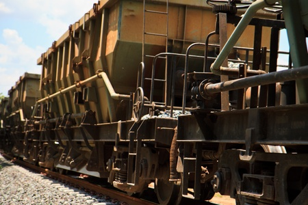 flatcar: diesel train transport  pebble