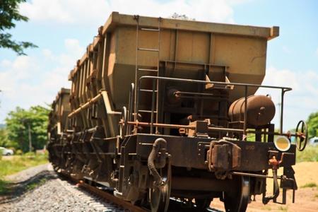 diesel train transport  pebble photo